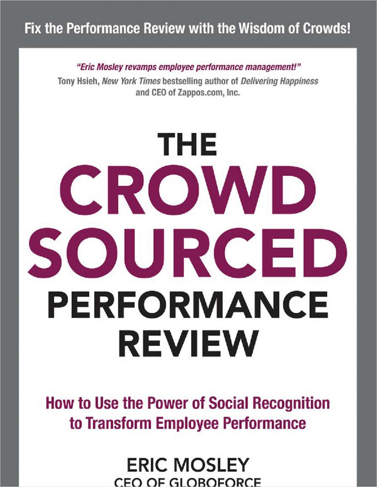 Free Chapter: The Crowdsourced Performance Review