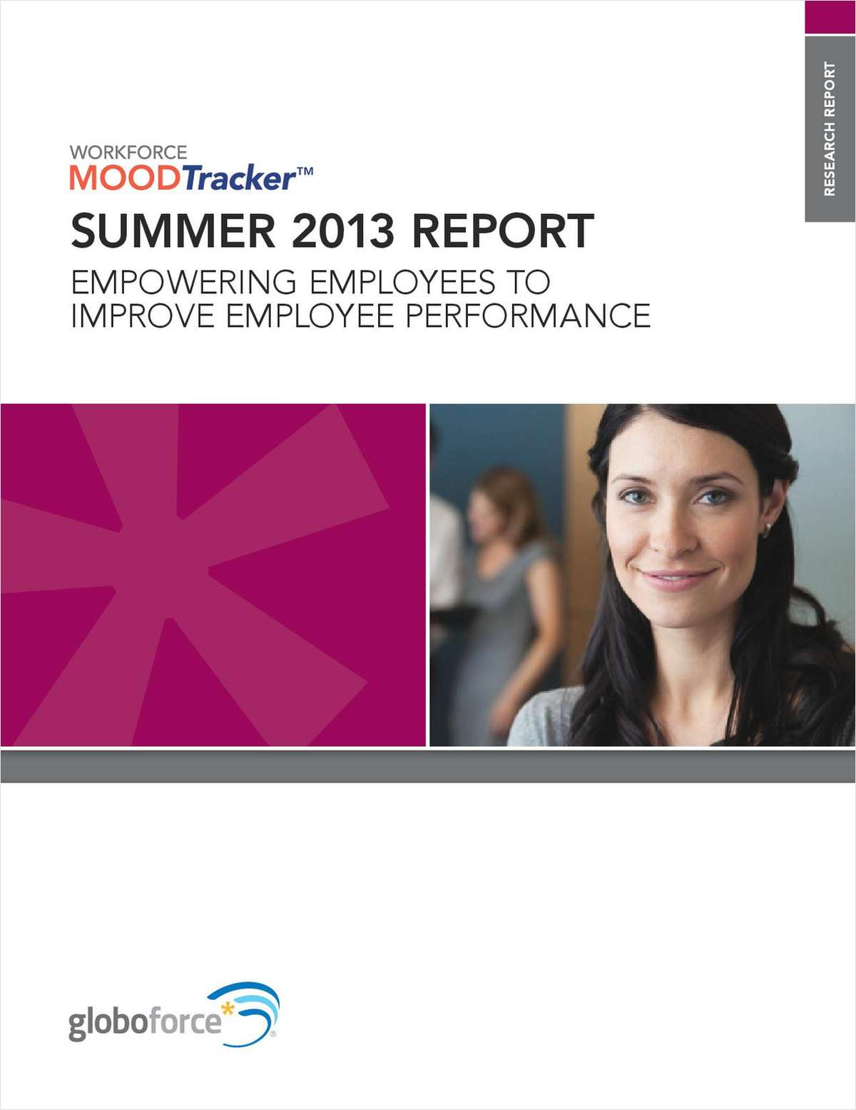 Workforce Mood Tracker Report:  Empowering Employees to Improve Performance