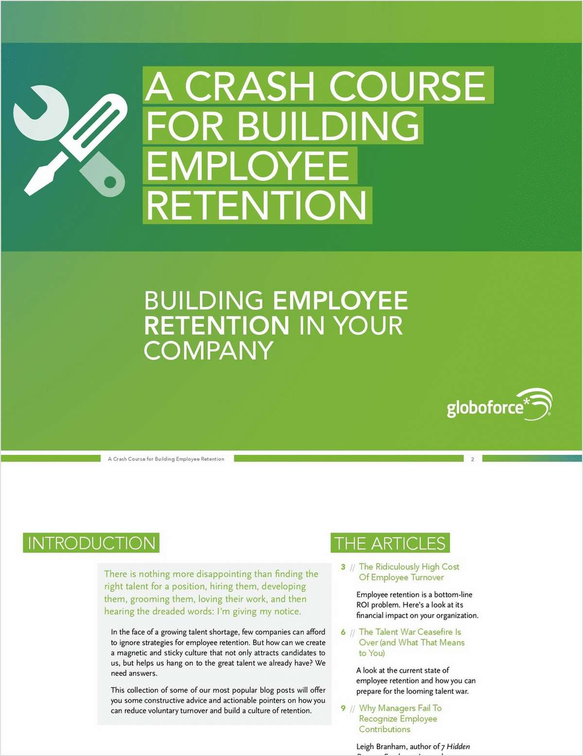 A Crash Course on Building Employee Retention