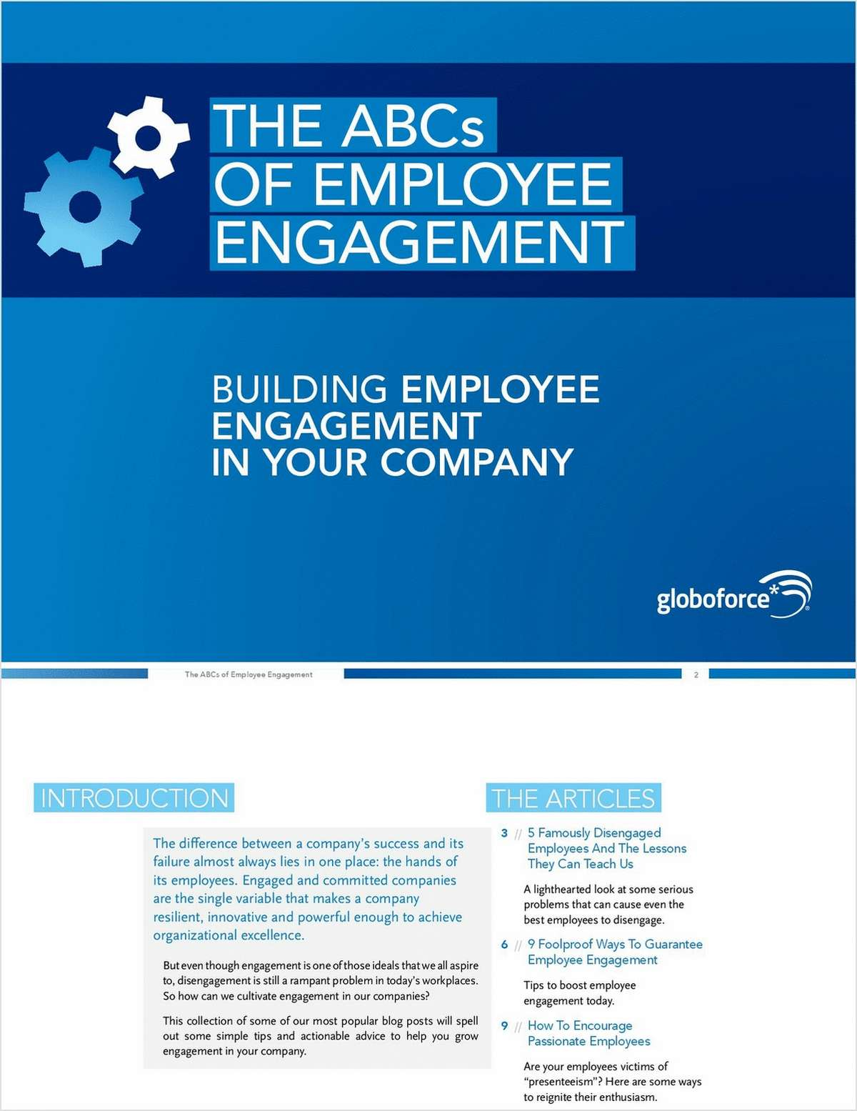 The ABCs of Employee Engagement