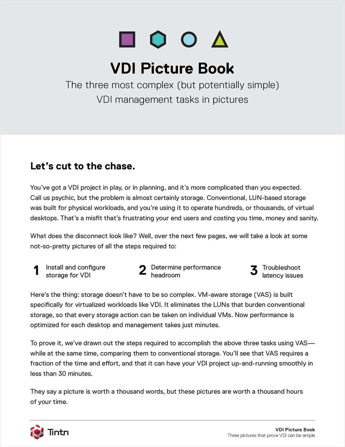 VDI Picture Book