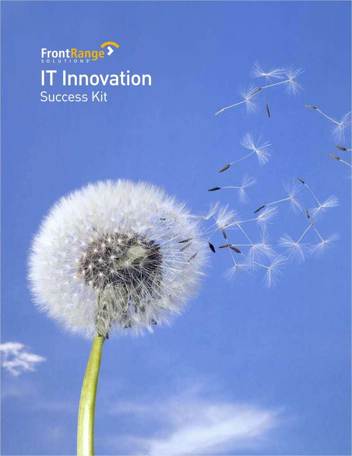 IT Innovation Success Kit for IT DecisionMakers