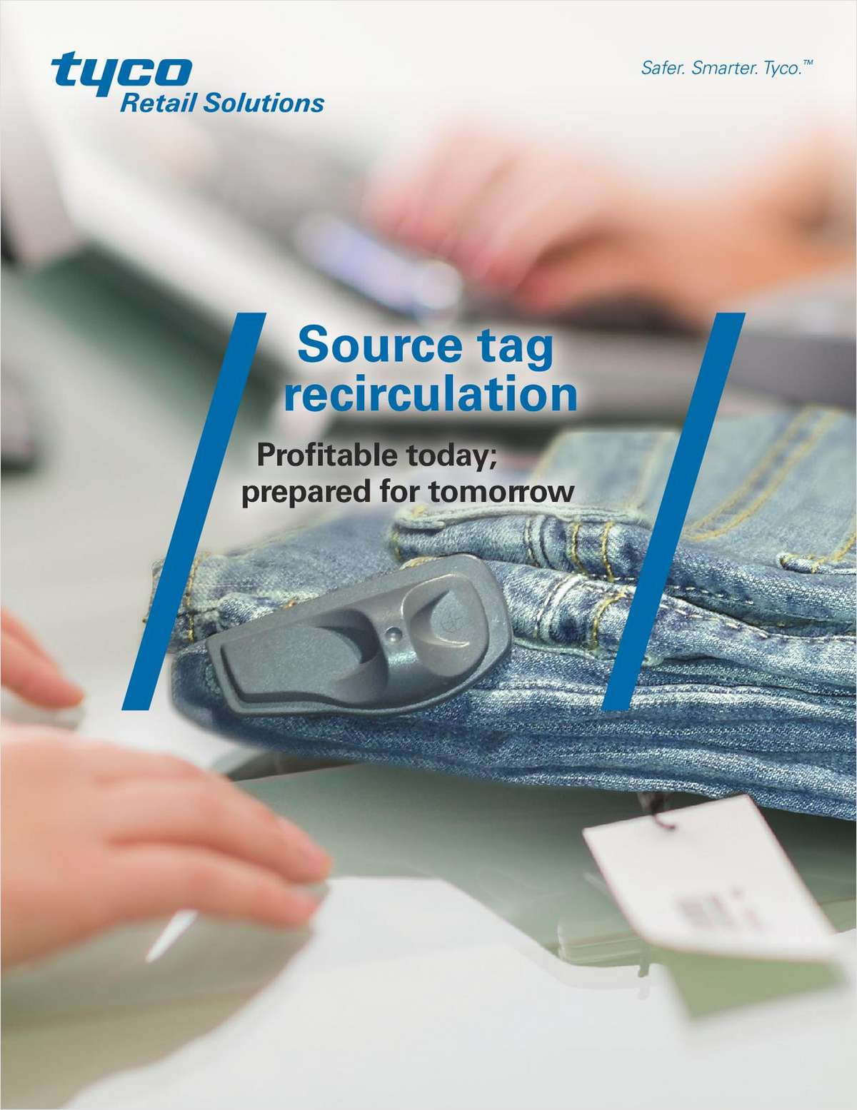 Profit Today and Prepare for Tomorrow with Source Tag Recirculation