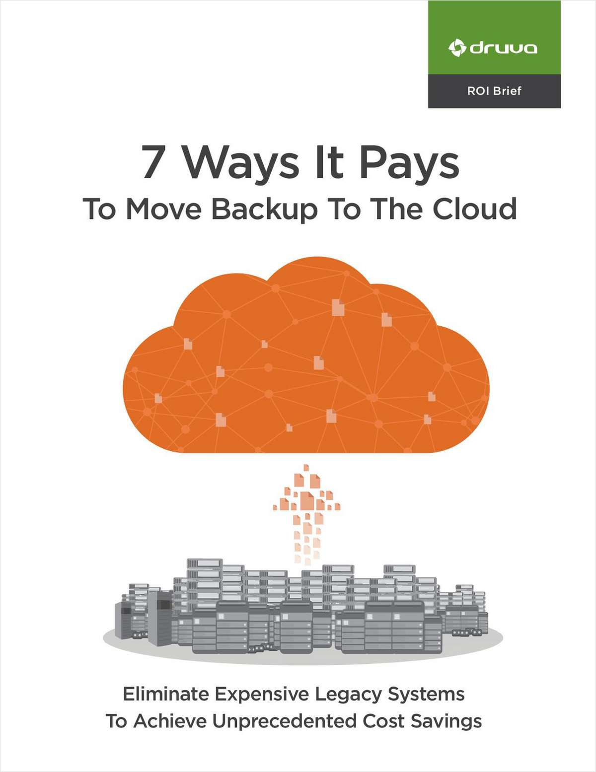 7 Ways It Pays To Move Backup To The Cloud