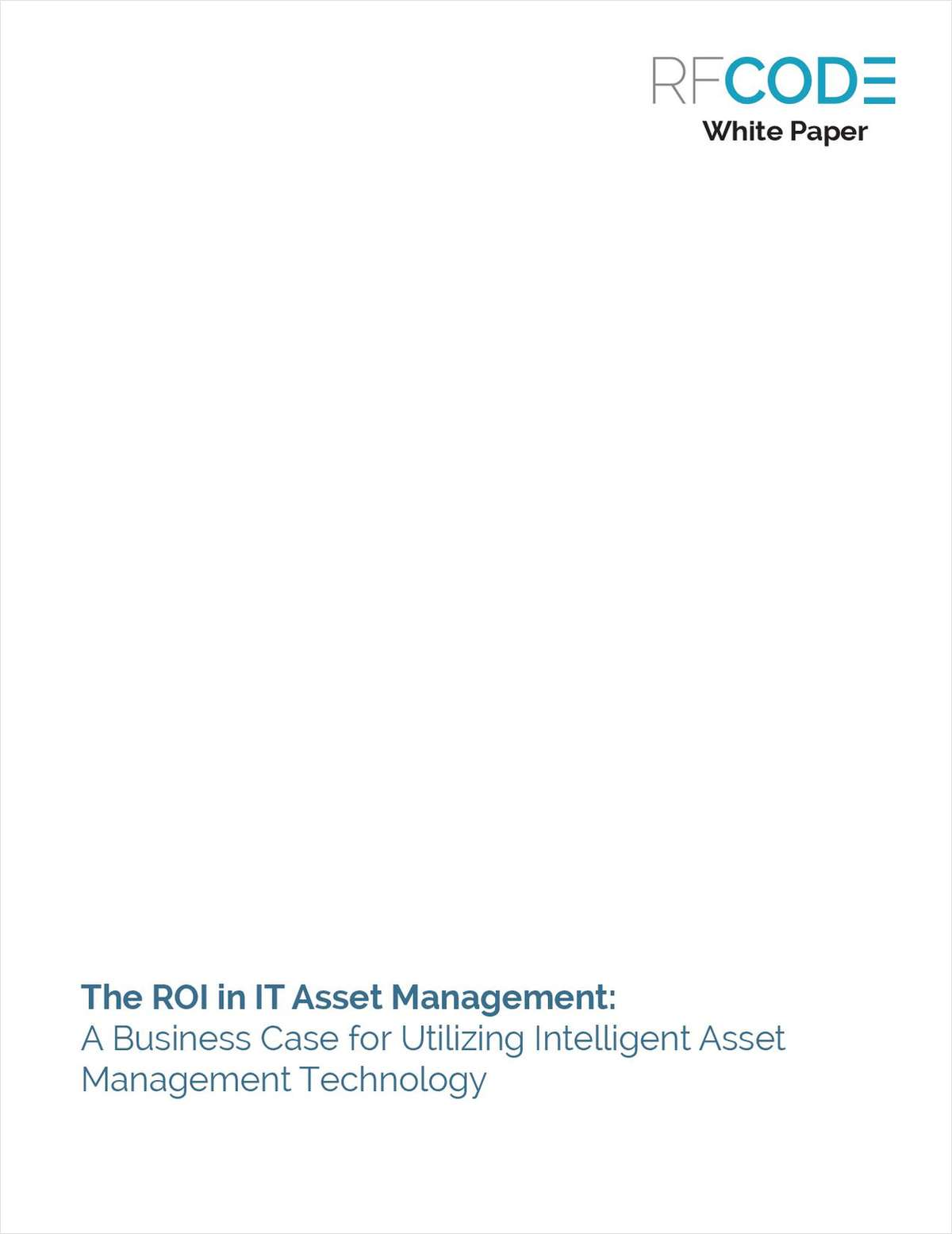 The ROI in IT Asset Management