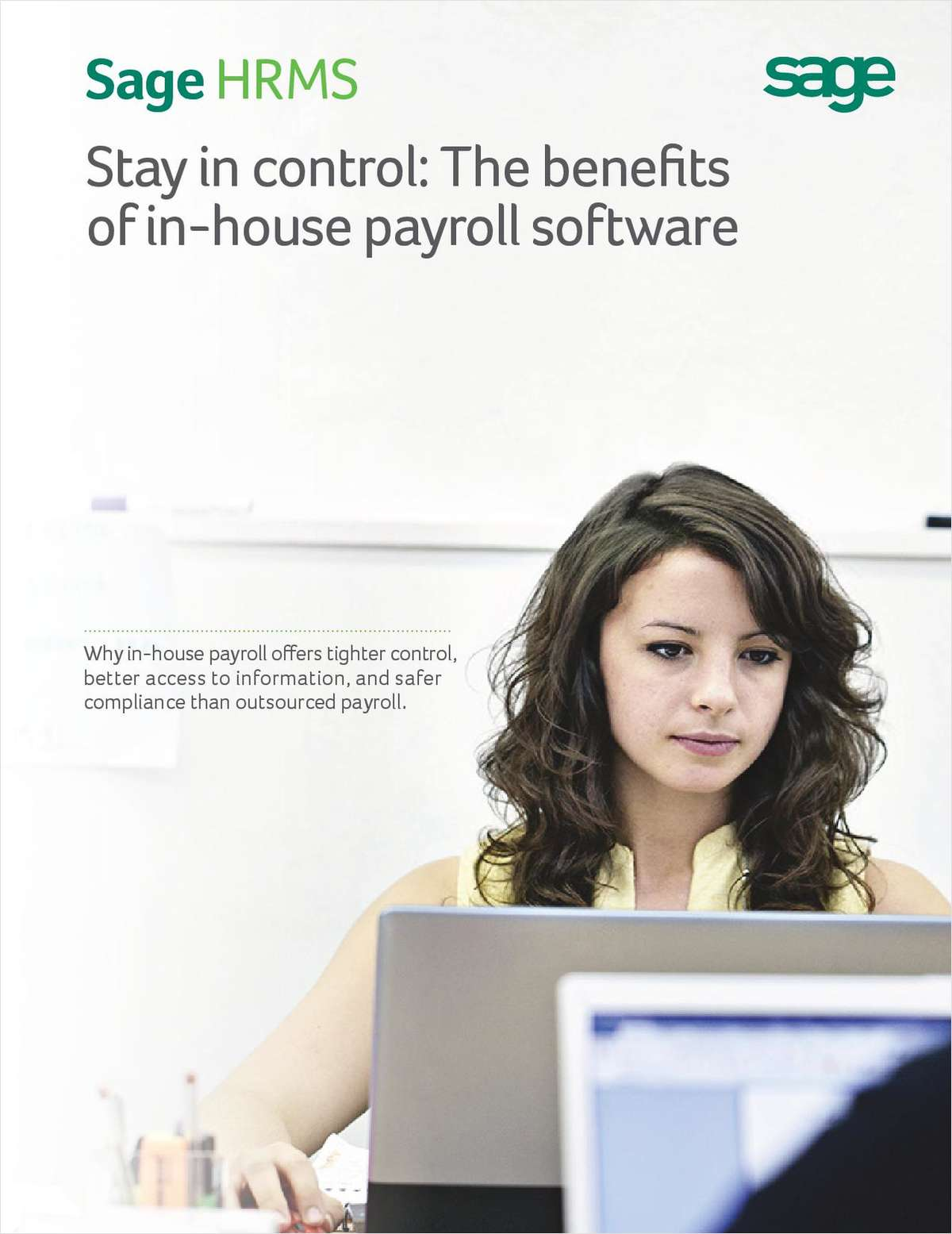Stay In Control: The Benefits of In-House Payroll Software