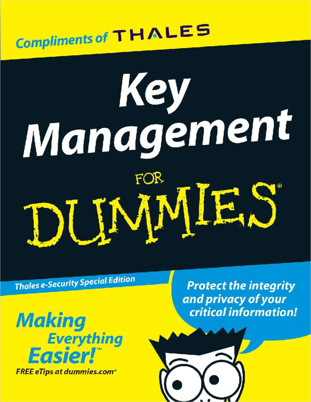Key Management for Dummies
