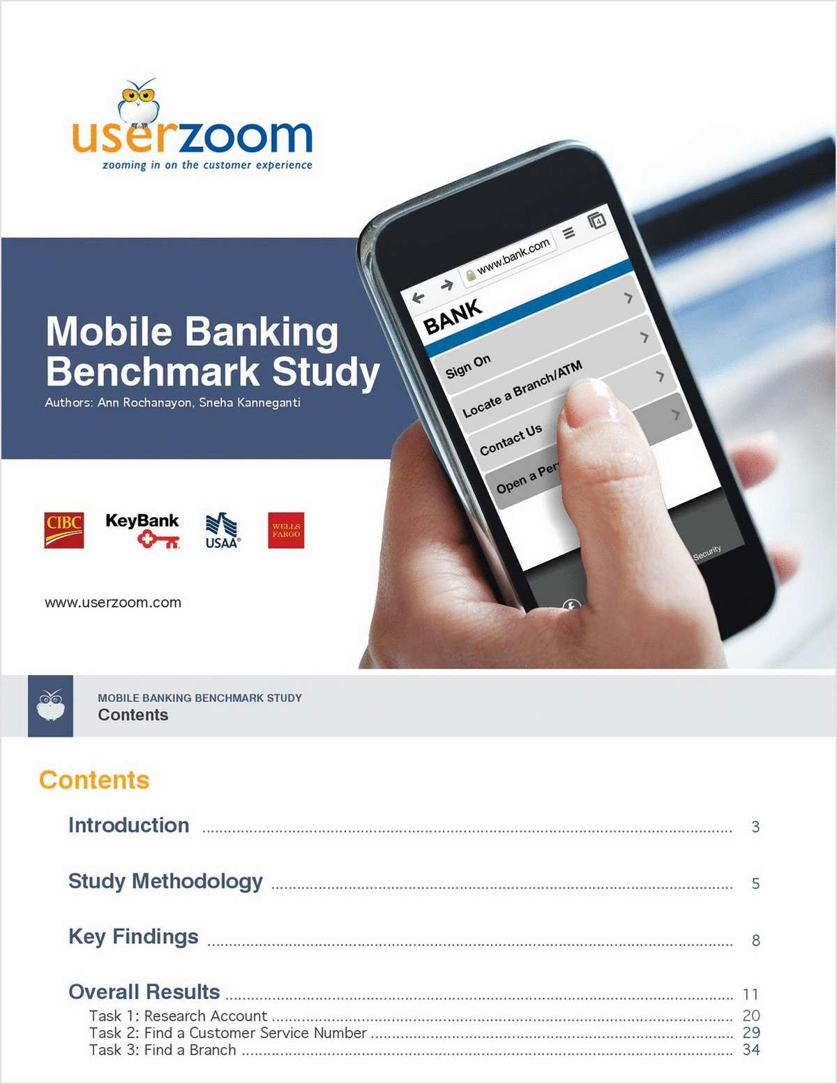 Mobile Banking Benchmark Study: Which Bank Offers the Best Mobile Experience?