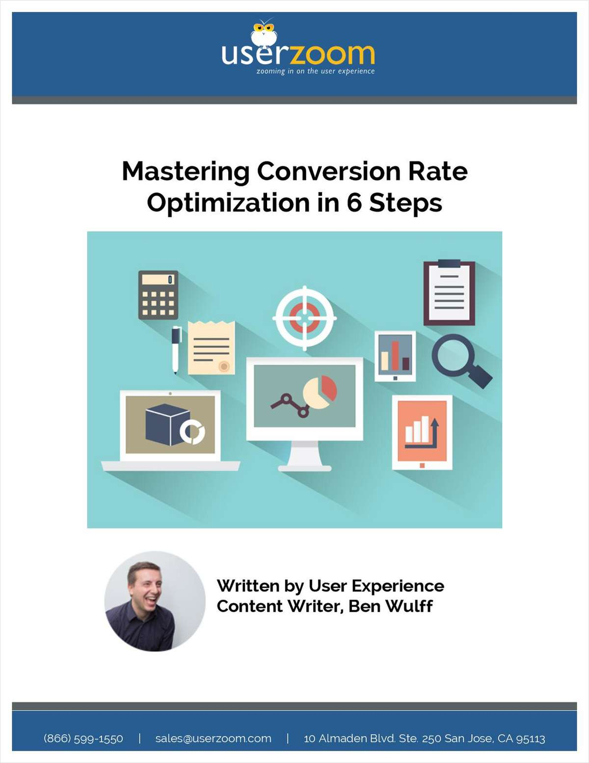 6 Quick Steps to Improve Conversion Rates