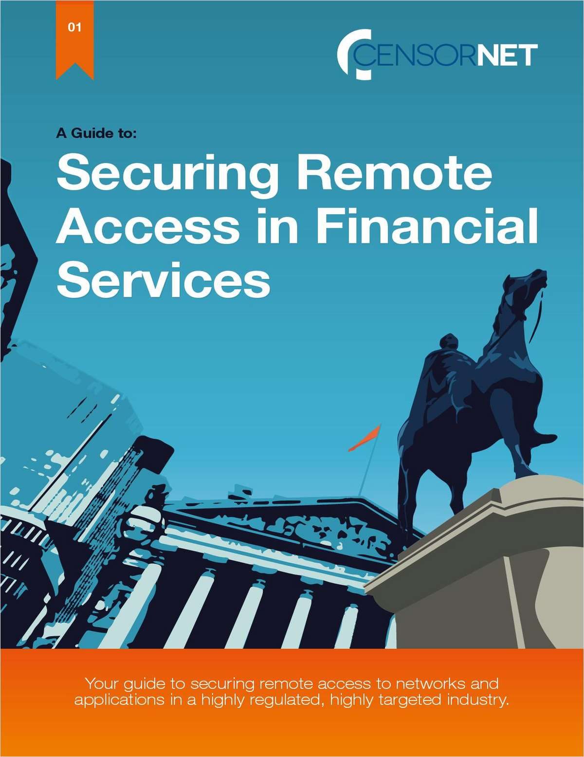 Securing Remote Access in Financial Services