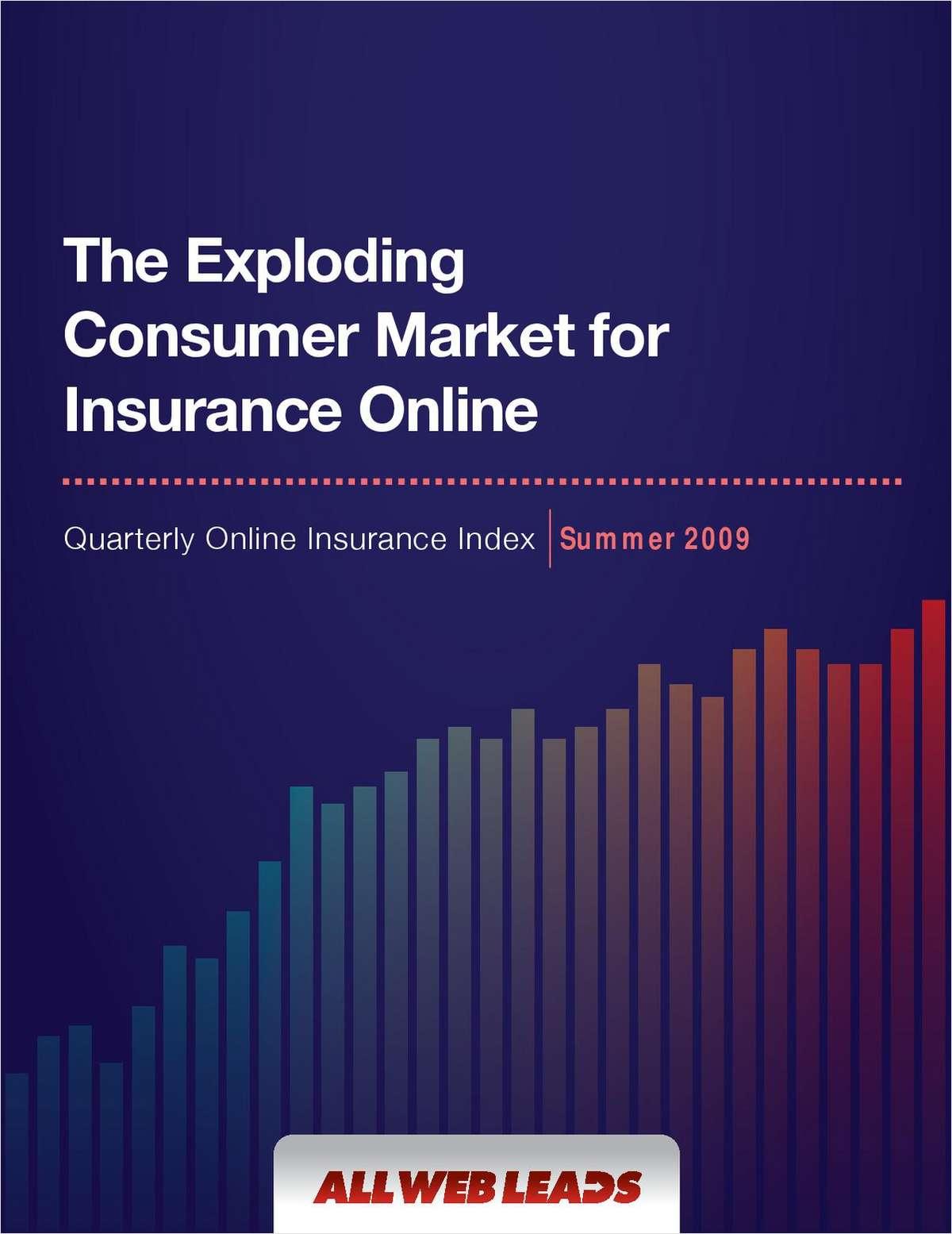 The Exploding Consumer Market for Insurance Online