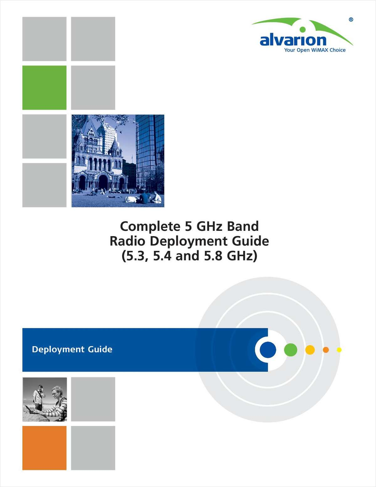 Complete 5 GHz Band Radio Deployment Guide (5.3, 5.4 and 5.8 GHz)