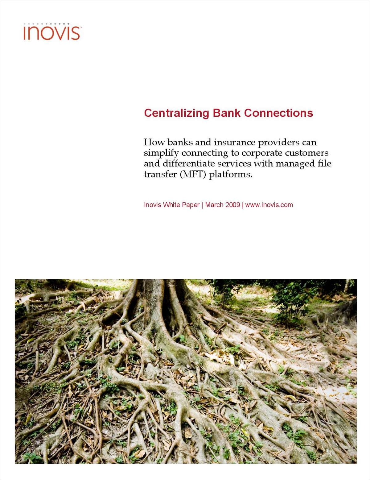 A New Approach to Centralizing Bank Connections