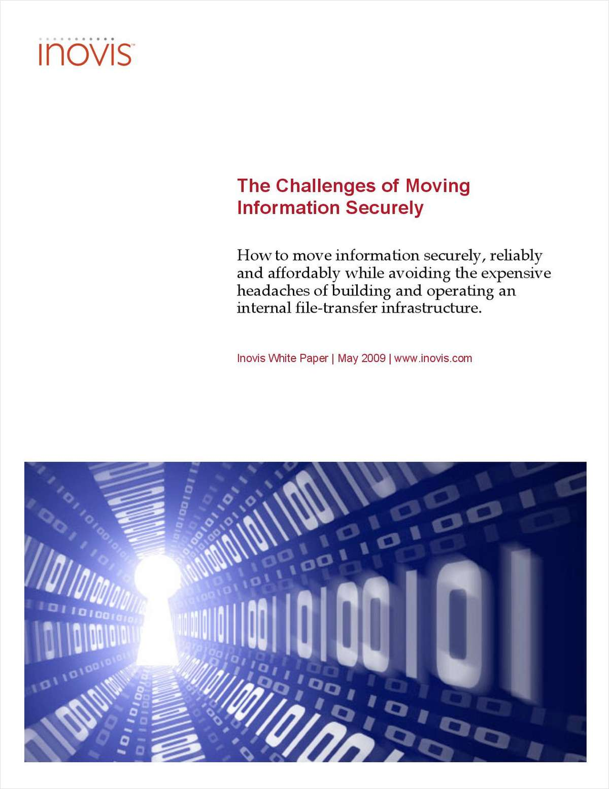 The Challenges of Moving Financial Information Securely