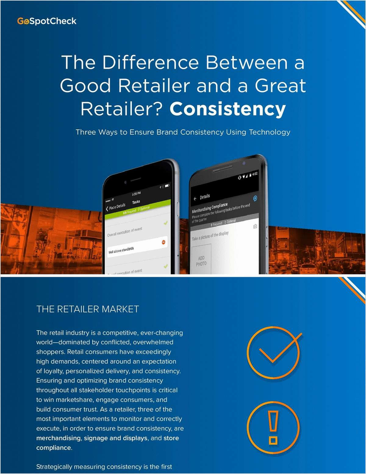 The Difference Between a Good Retailer and a Great Retailer? Consistency