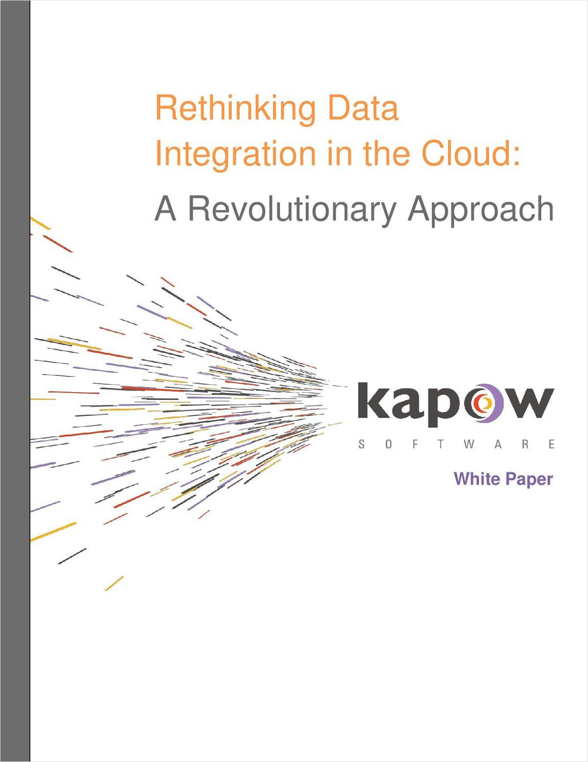 Rethinking Data Integration in the Cloud: A Revolutionary Approach