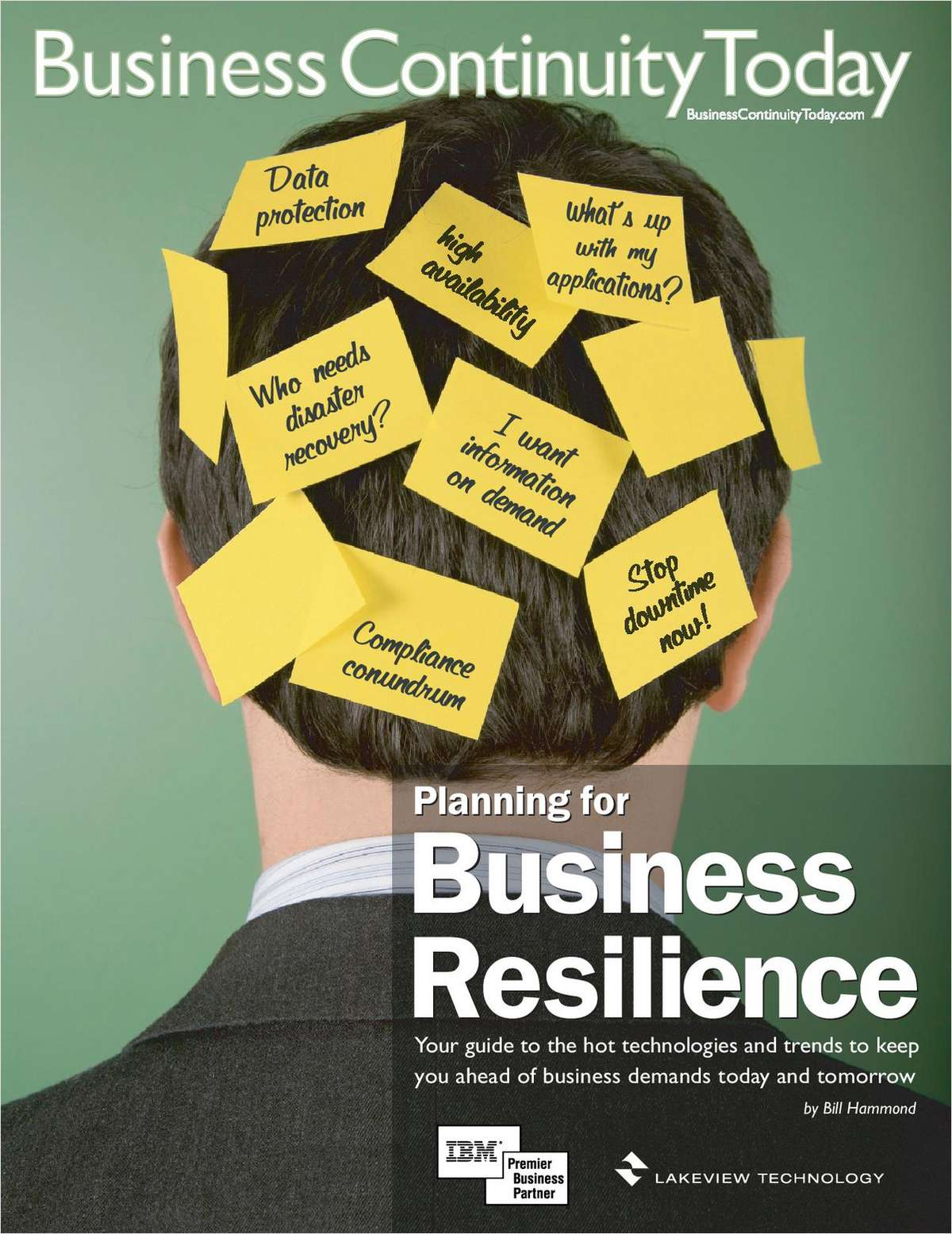 Planning For Business Resilience