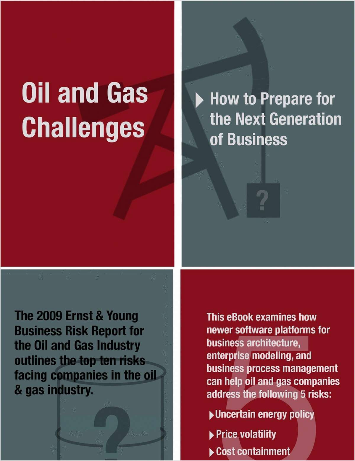 Oil and Gas Challenges: How to Prepare for the Next Generation of Business