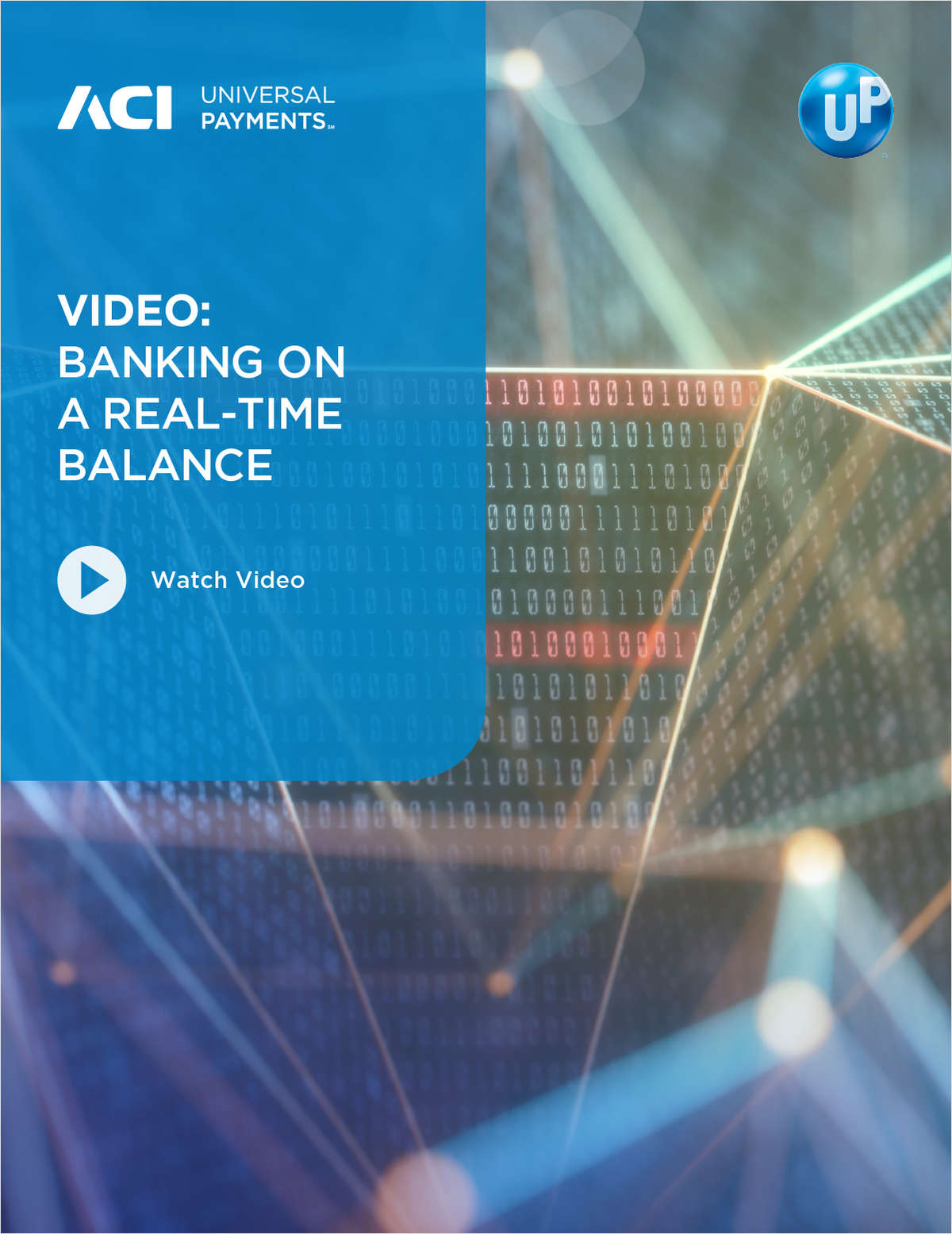 BANKING ON A REAL-TIME BALANCE SYSTEM