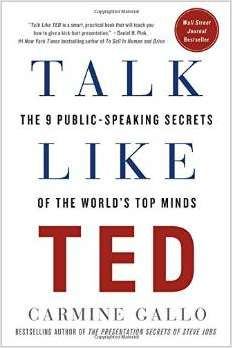 Talk Like TED - Summarized by Actionable Books