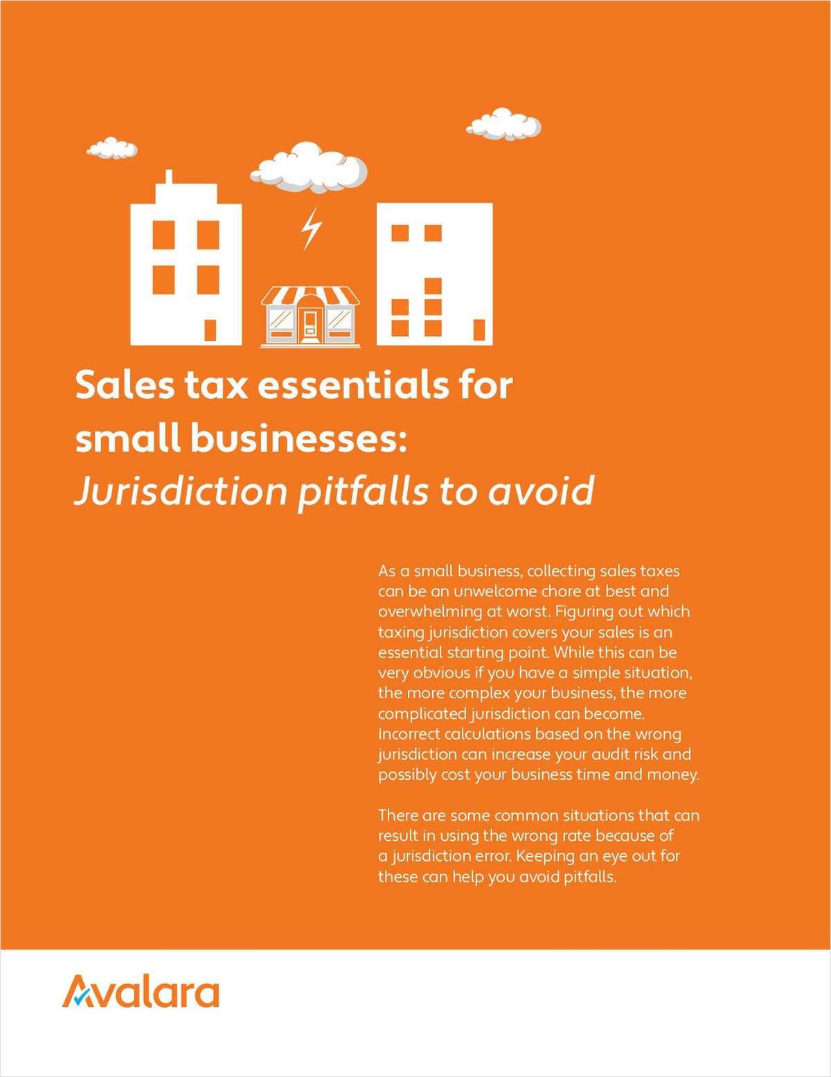 Sales Tax Essentials for Small Businesses