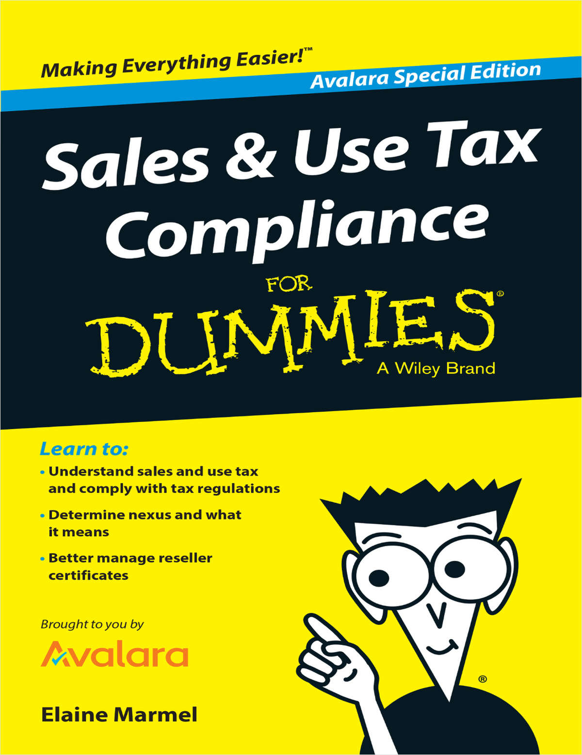 Sales & Use Tax Compliance For Dummies