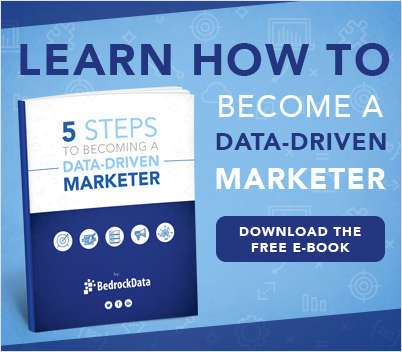 5 Steps to Becoming a Data Driven Marketer