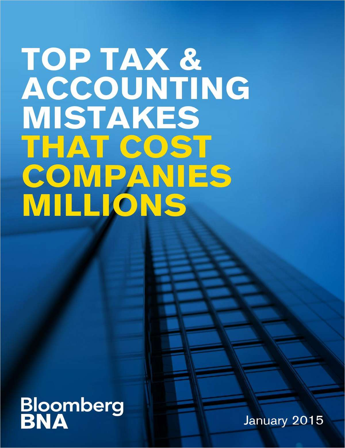 Top Tax & Accounting Mistakes That Cost Companies Millions