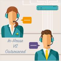 A Quick Guide to Comparing In-House Vs. Outsourced Contact Center Costs