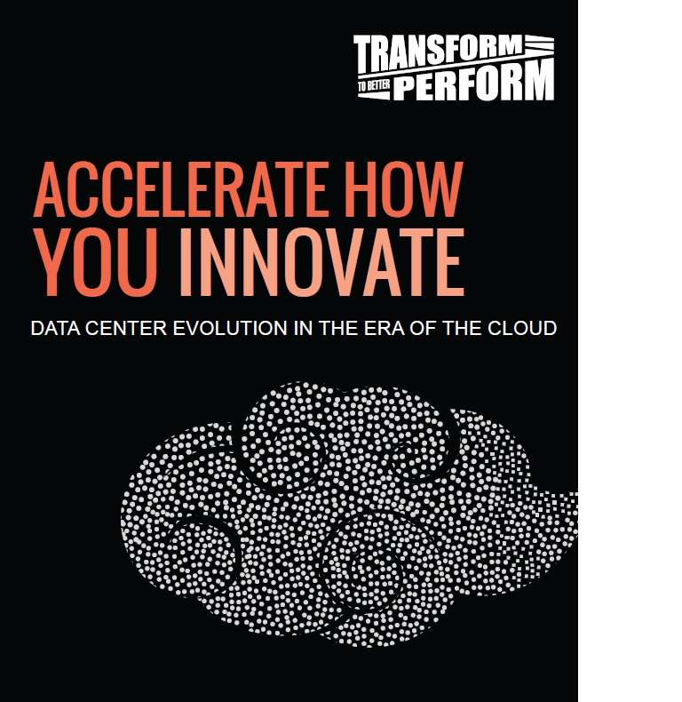 Accelerate How You Innovate: Data Center Evolution in the Era of the Cloud ($199 value, brought to you compliments of Dimension Data)