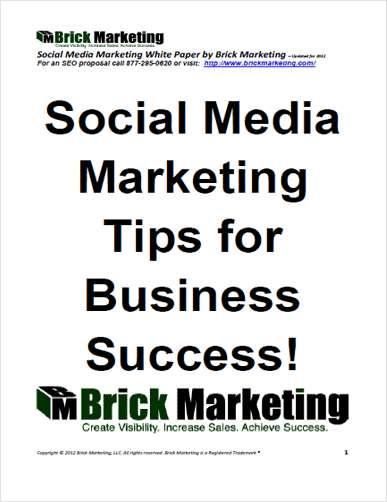 Social Media Marketing Tips for Business Success!