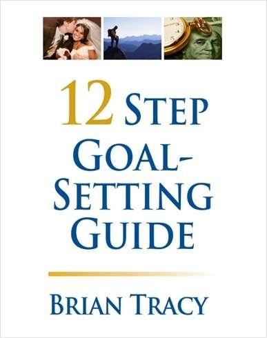12 Step Goal-Setting Guide