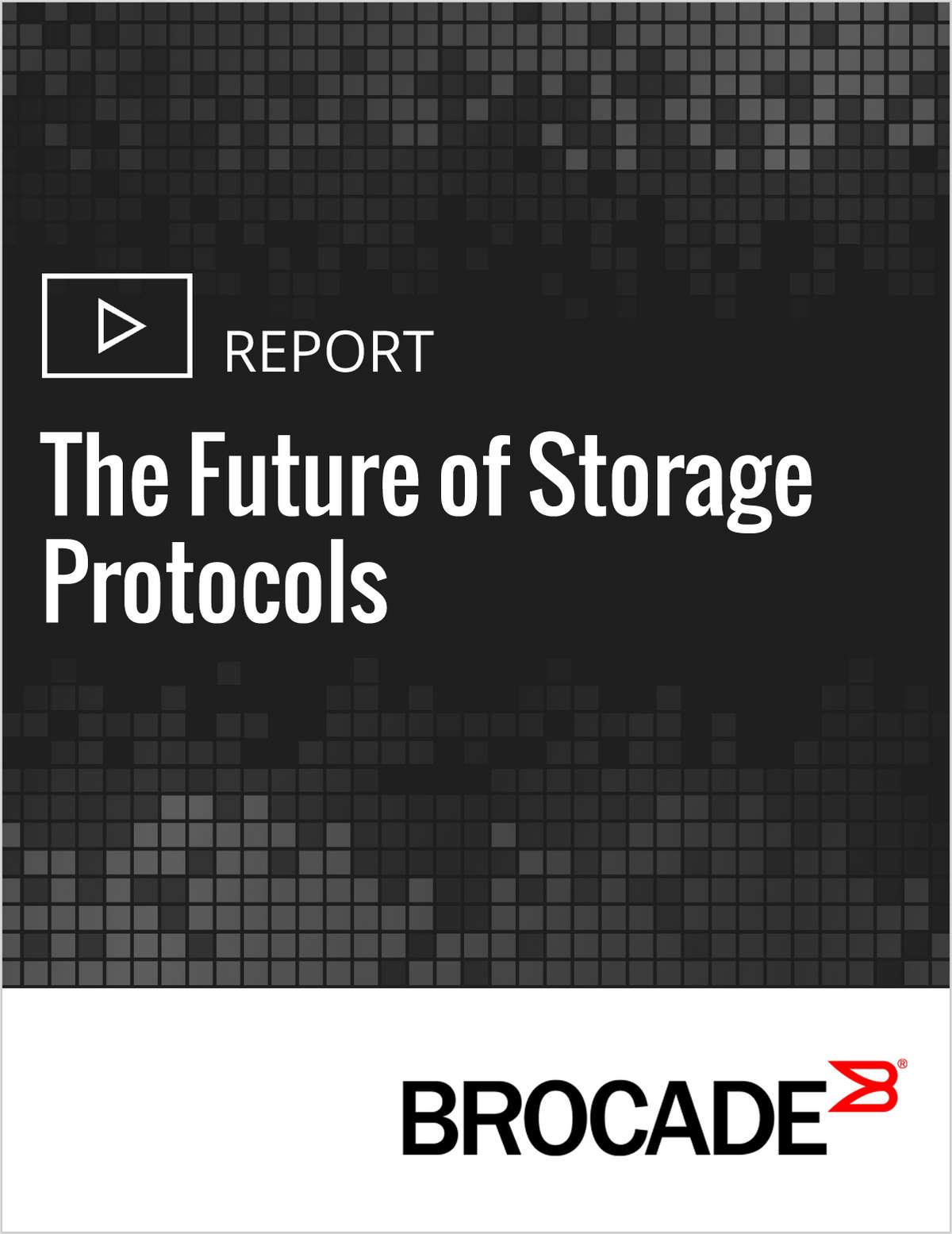 The Future of Storage Protocols