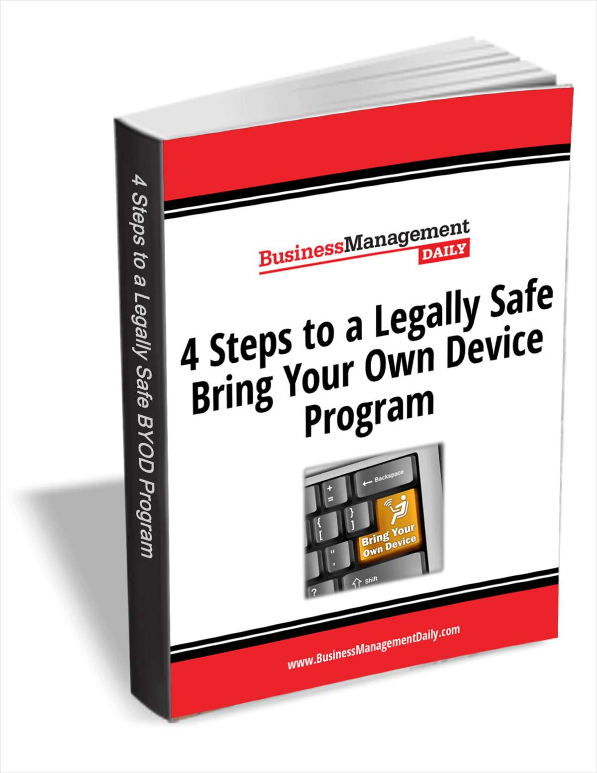 4 Steps to a Legally Safe Bring Your Own Device Program