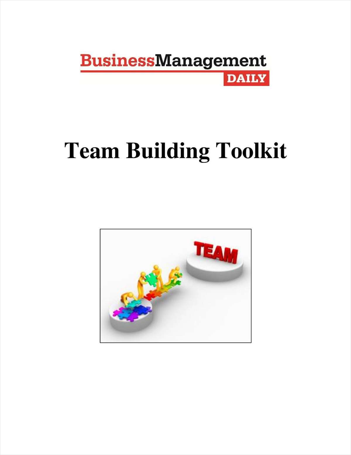 Team Building Toolkit