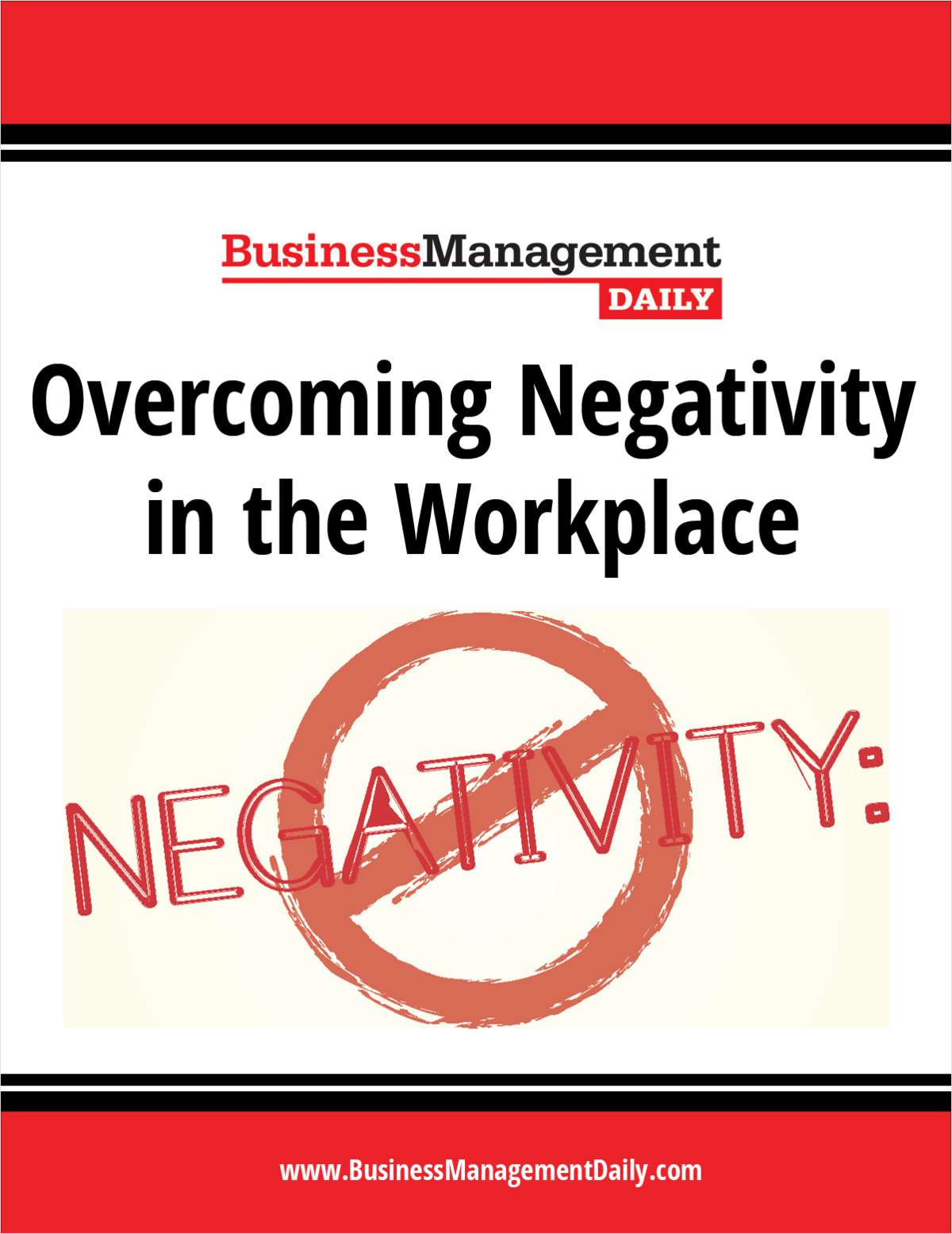 Overcoming Negativity in the Workplace