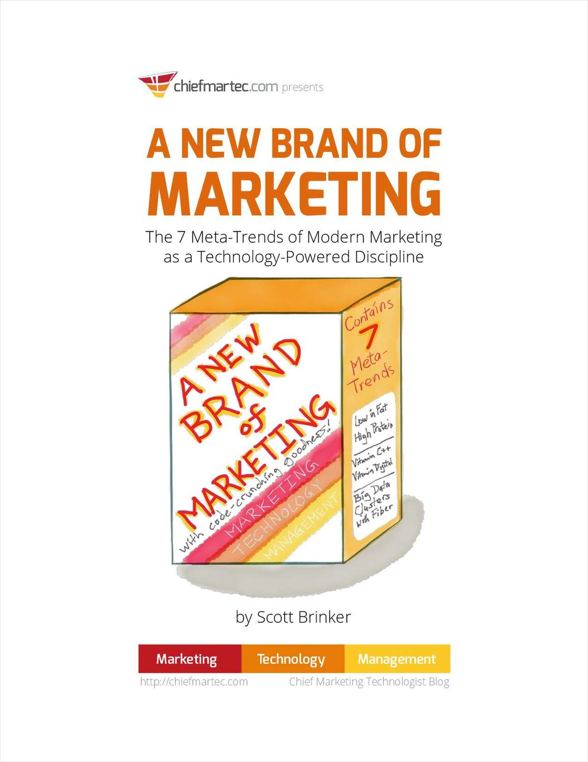 A New Brand of Marketing: The 7 Meta-Trends of Modern Marketing as a Technology-Powered Discipline