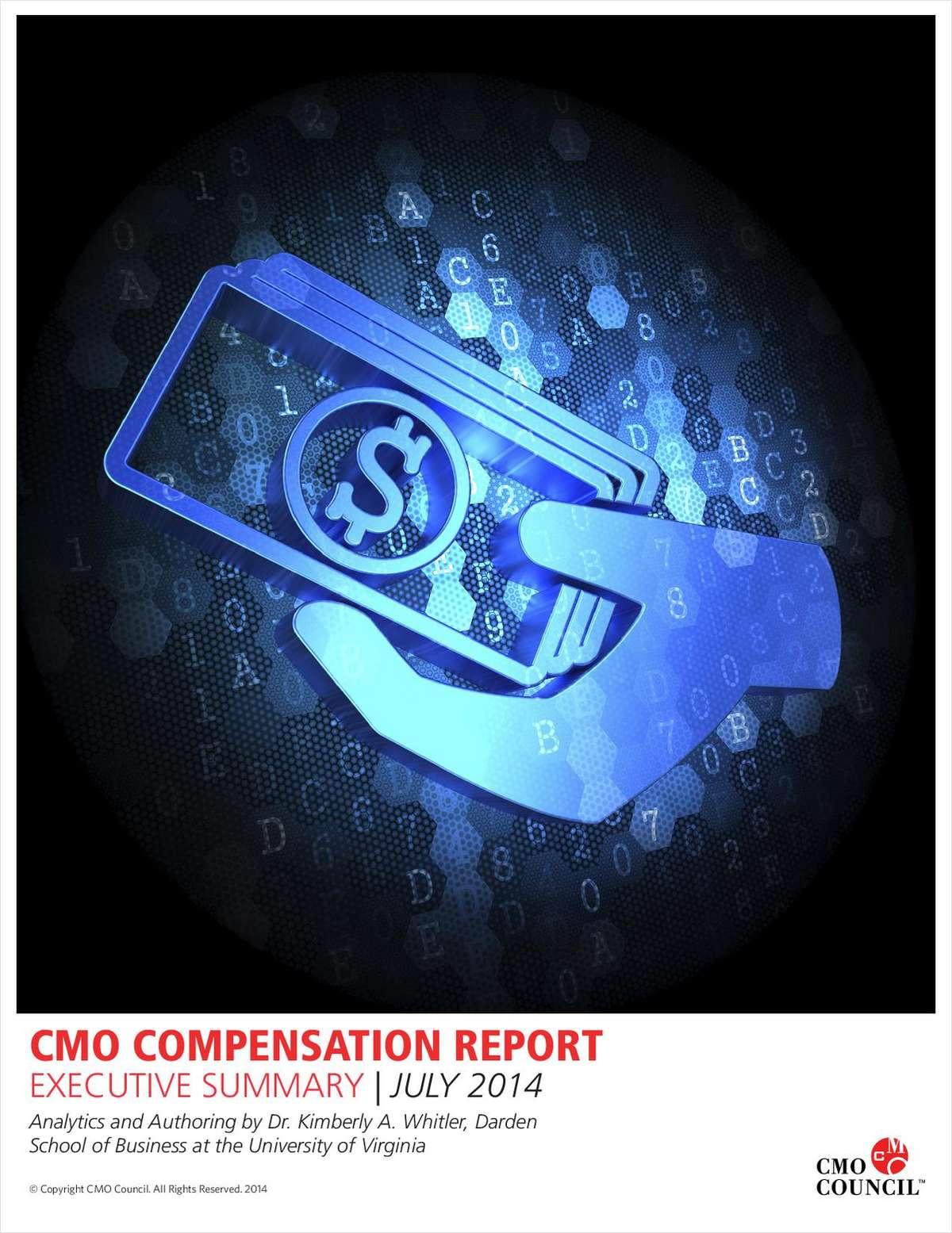Milestone CMO Compensation Report From CMO Council