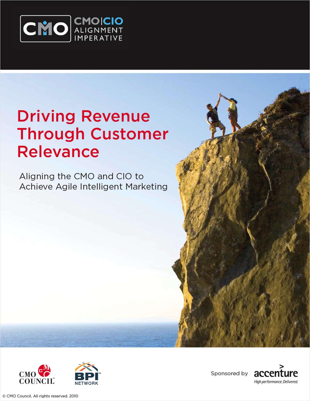 Driving Revenue through Customer Relevance