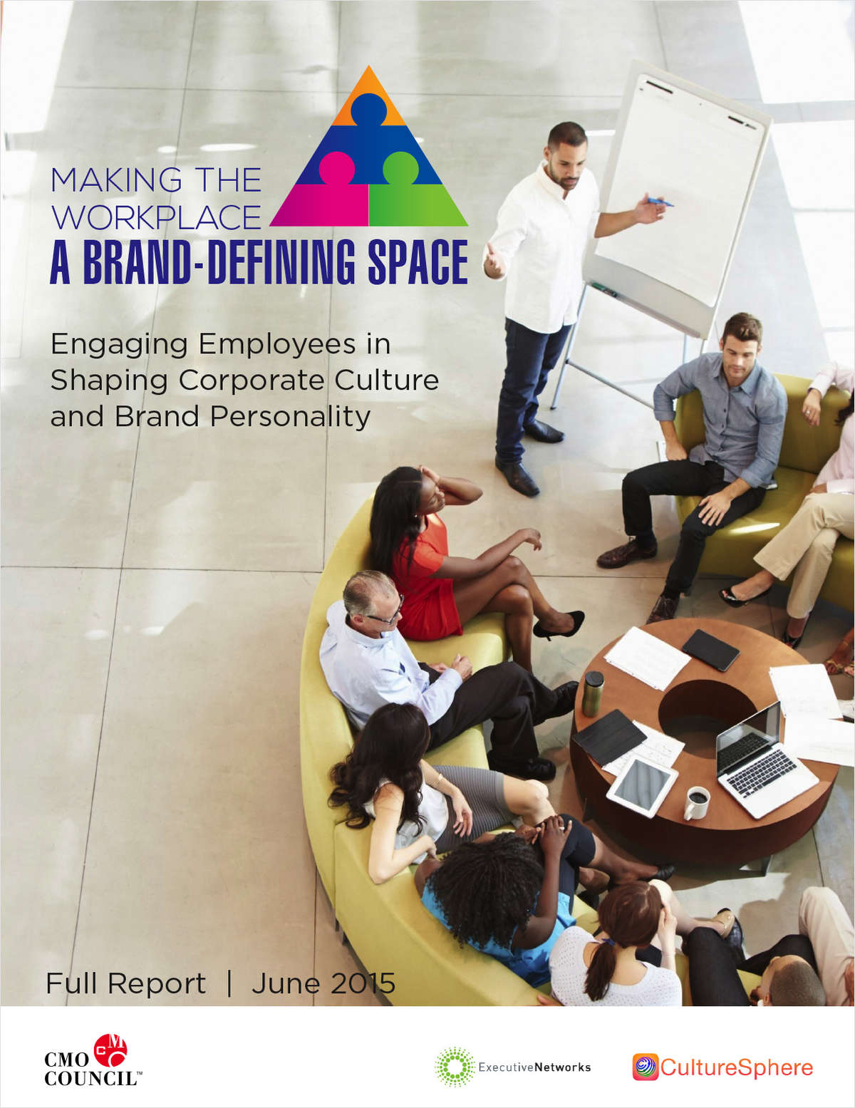 Making the Workplace a Brand-Defining Space