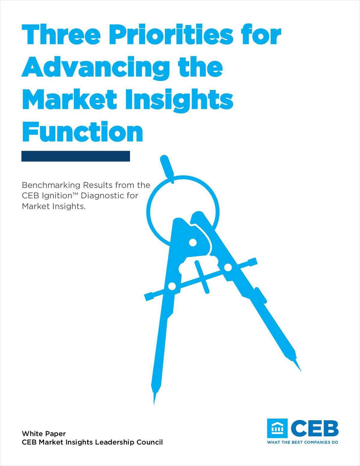 Three Priorities for Advancing the Market Insights Function