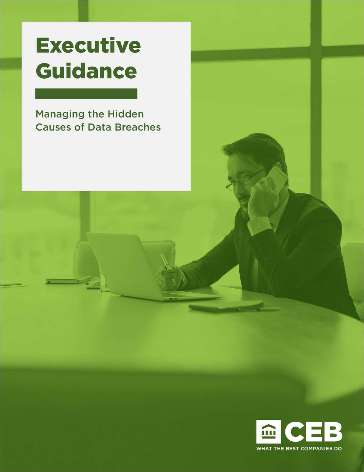 Managing the Hidden Causes of Data Breaches