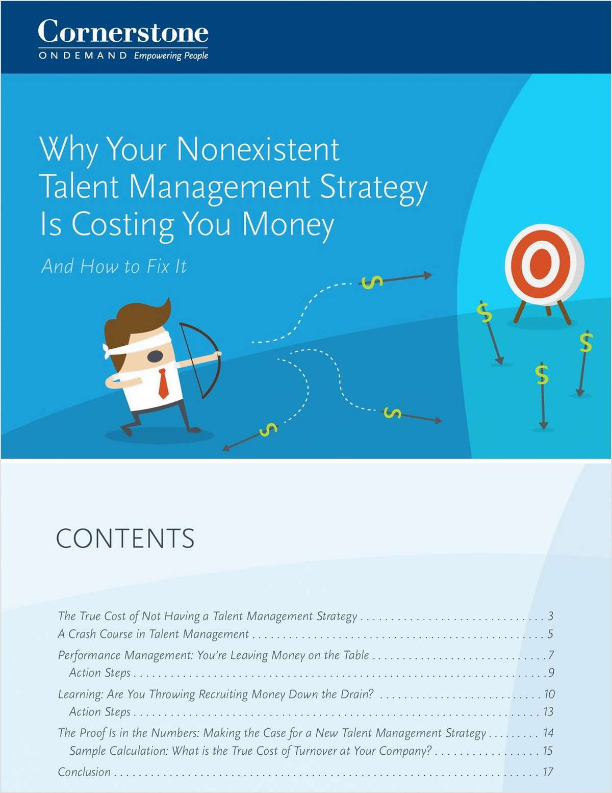 Why Your Nonexistent Talent Management Strategy is Costing You Money