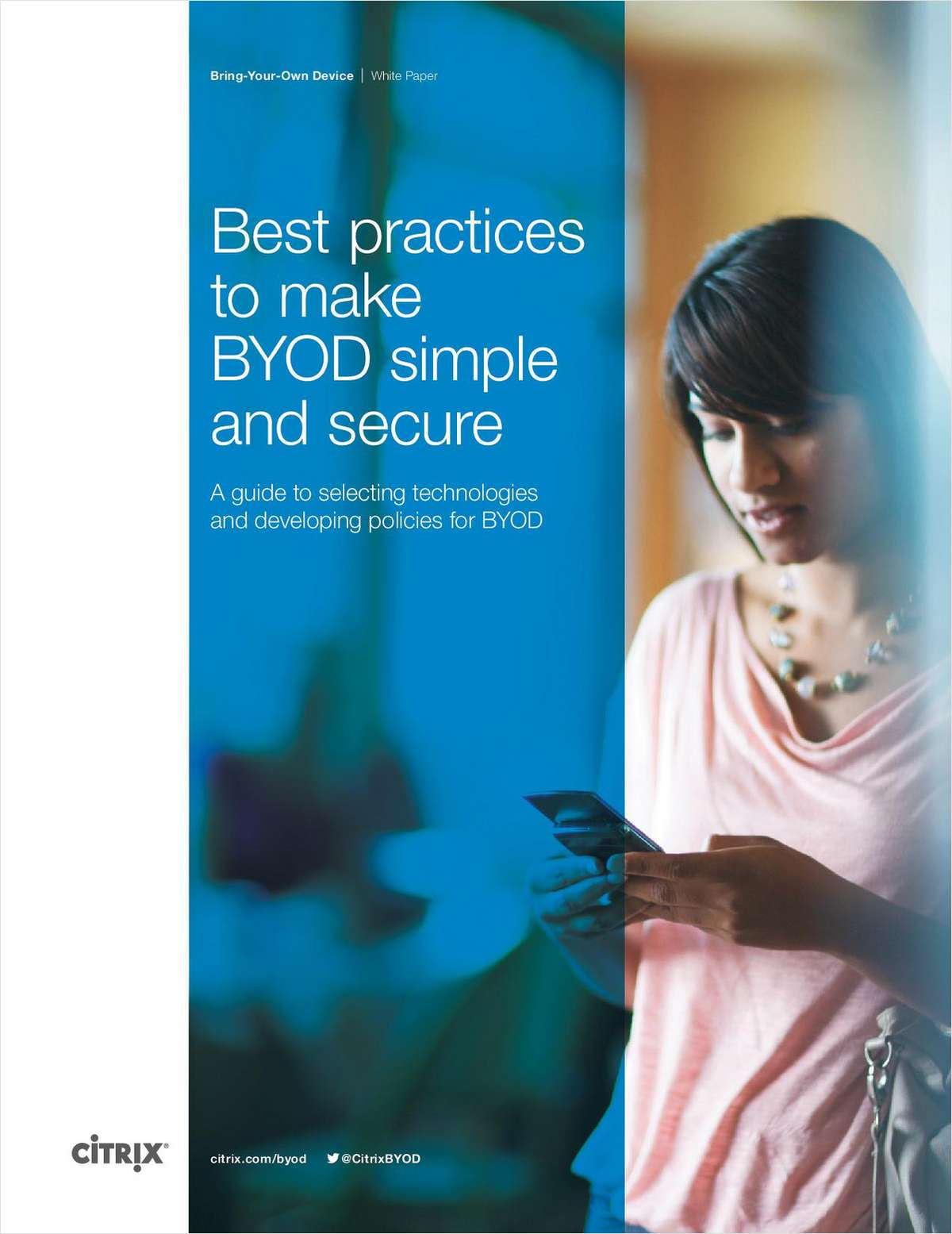 Best Practices for Making BYOD Simple and Secure