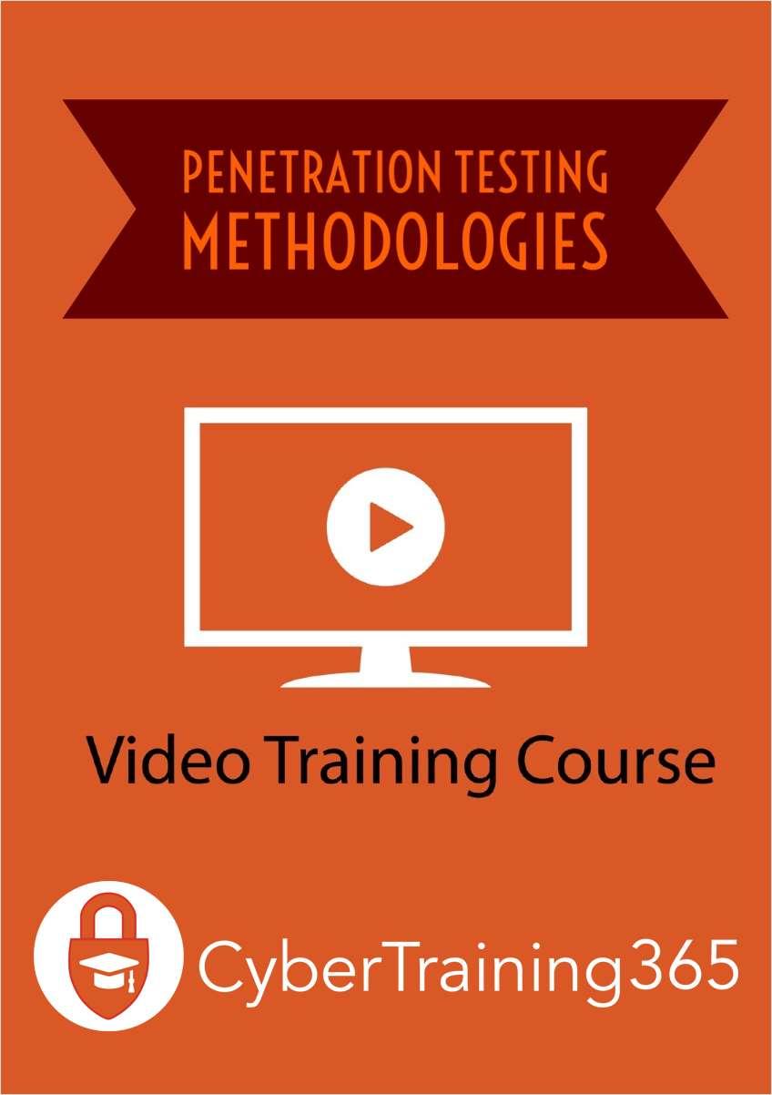 Penetration Testing Methodologies Training Course (a $99 value!) FREE