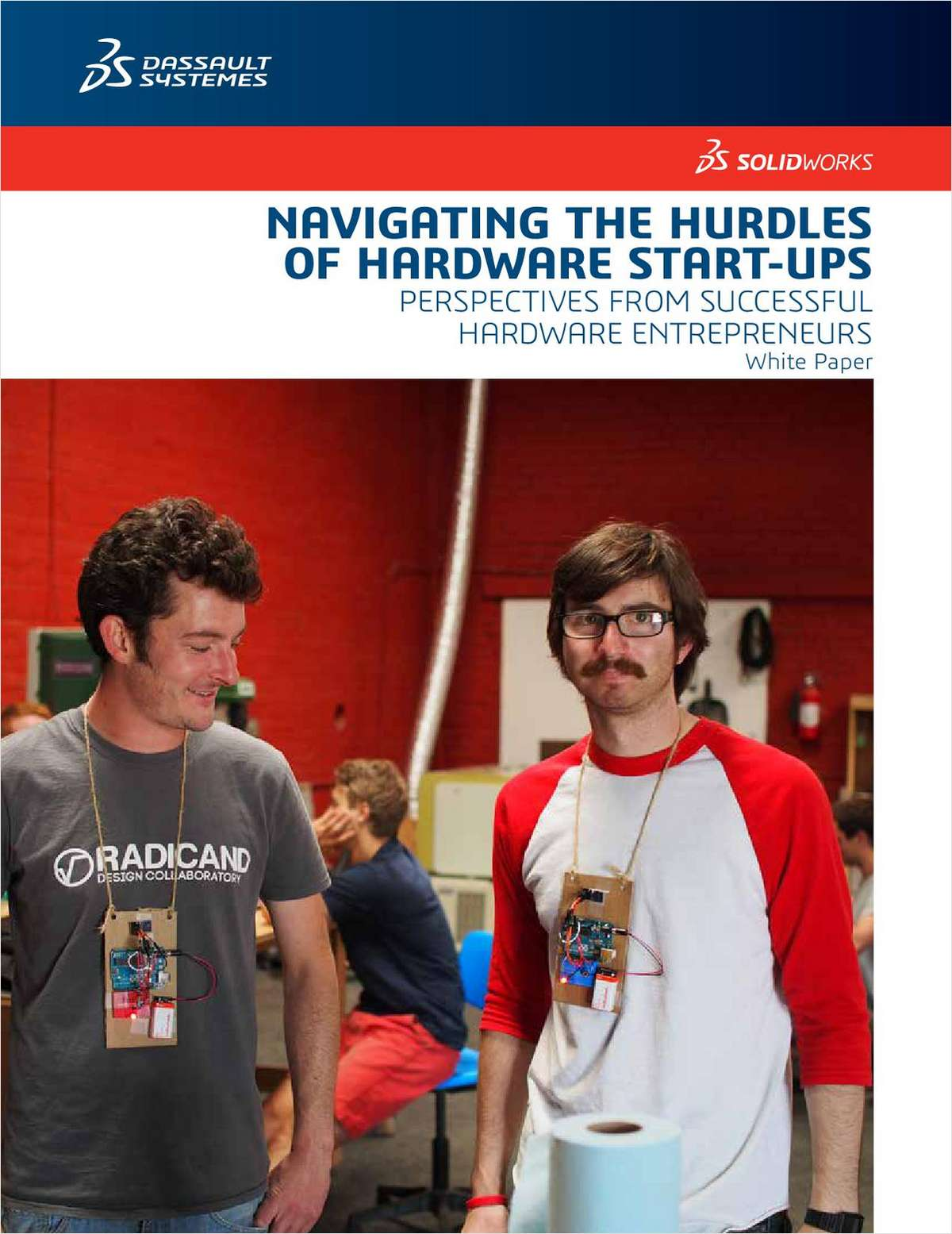 Navigating The Hurdles of Hardware Start-Ups