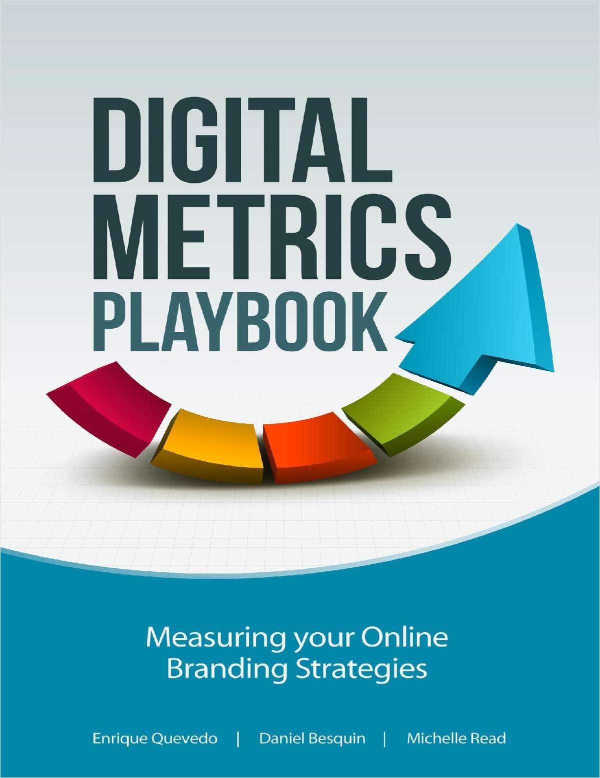 Digital Metrics Playbook: Measuring your Online Branding Strategies