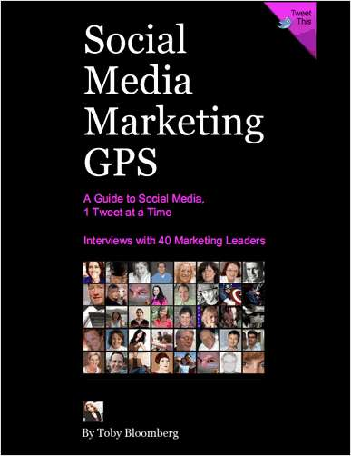Social Media Marketing GPS -- Free 91 Page eBook