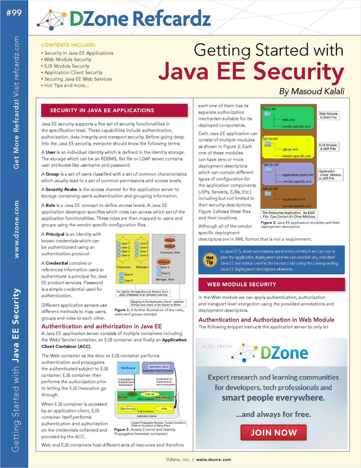 Getting Started with Java EE Security