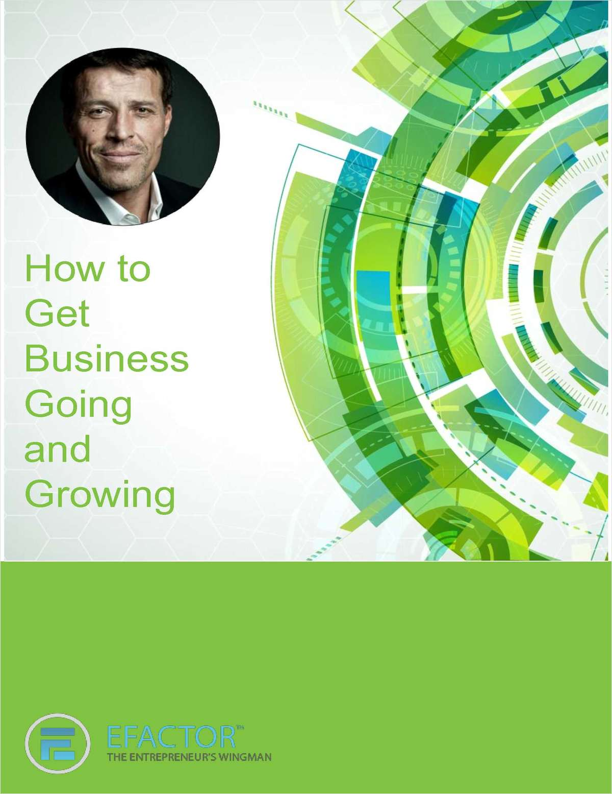 How to Get Business Going and Growing  - Tony Robbins Interviews Jay Abraham